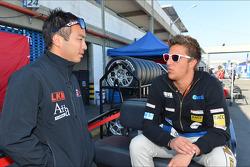 Darryl O'Young, SEAT Leon WTCC, Special Tuning Racing and Pepe Oriola, SEAT Leon WTCC, Tuenti Racing Team