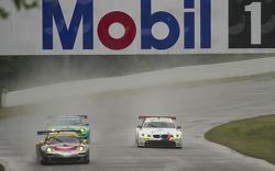 BMW Team RLL, Team Falken Tire, and Flying Lizard Motorsports