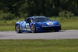 #31 Ferrari of Ontario 458CS: Damon Ockey
