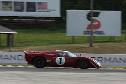 #1 1969 Lola T70 MkIIIb : Peter Kitchak