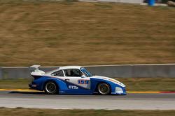 #159 1974 Porsche 911 RSR: Michael Ketten