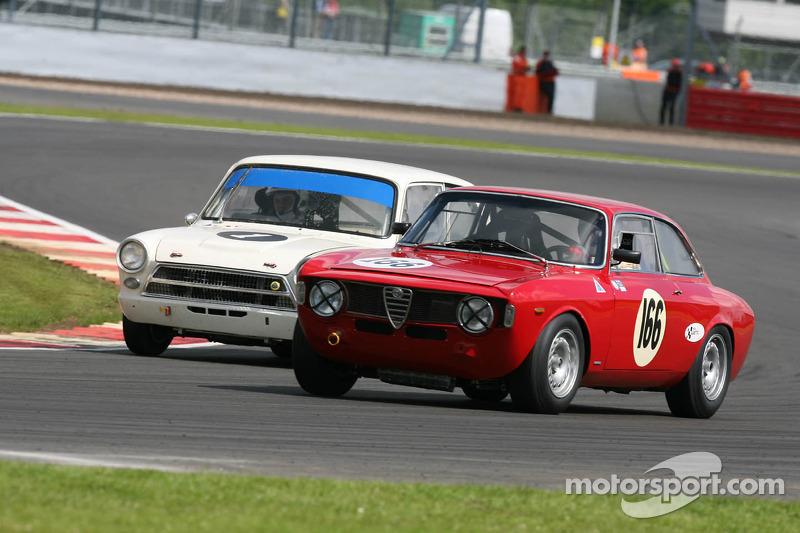 Huni/Bertschinger - Alfa Romeo Giulia Sprint GTA