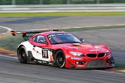 #70 Race Art BMW Z4 GT3: Roger Grouwels, Nick Catsburg, Jaap van Lagen, Robert Nearn