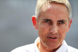 Martin Whitmarsh, Director Ejecutivo de McLaren