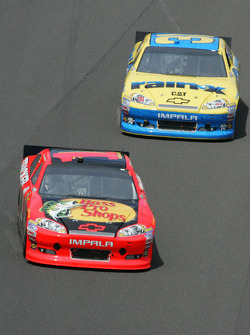 Jamie McMurray, Earnhardt Ganassi Racing Chevrolet