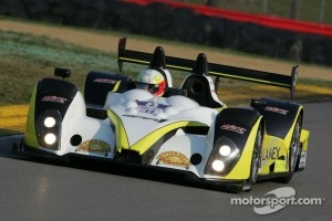 #8 Merchant Services Racing Oreca FLM09 Chevrolet: Kyle Marcelli, Antonio Downs,