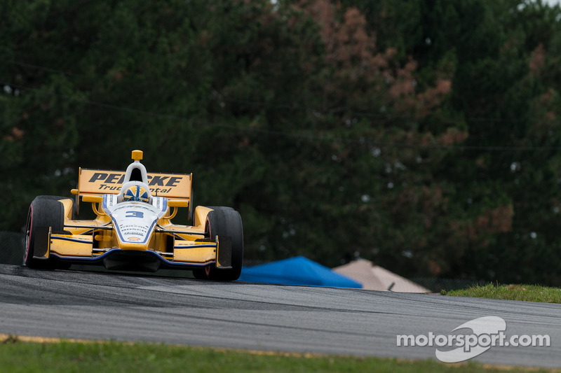 Helio Castroneves, Team Penske Chevrolet