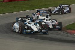 Ryan Briscoe, Team Penske Chevrolet Marco Andretti, Andretti Autosport Chevrolet