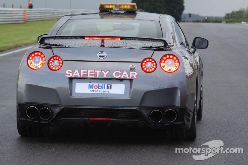 Safety Car lichten