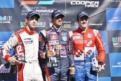 Felix Serralles, Carlos Sainz Jr., Jack Harvey