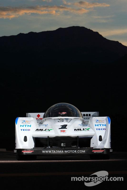 #1 Tajima Motor Monster Sport Pikes Peak Special: Nobuhiro Tajima