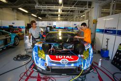 #31 APR Toyota Prius