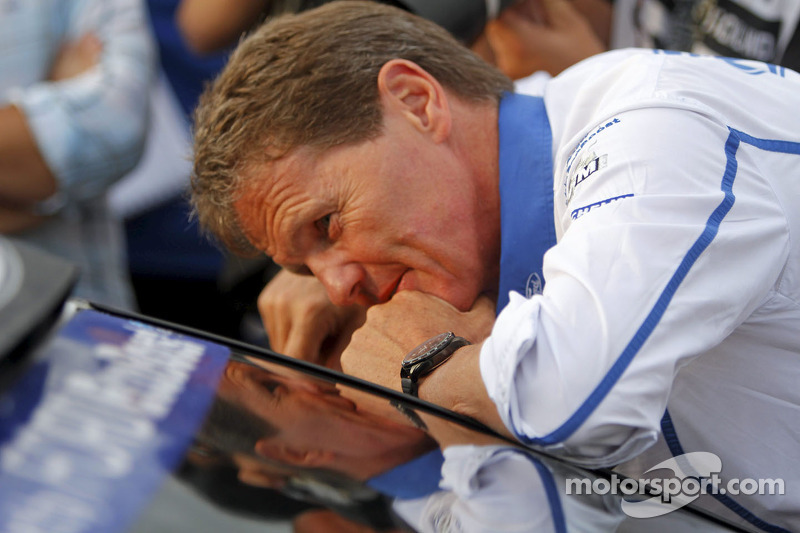 Malcolm Wilson, Head of Ford Rally