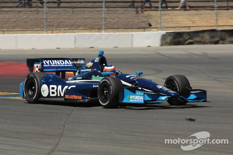 Rubens Barrichello, BMC/Embrase KV Racing Technology Chevrolet
