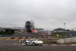 #96 Manthey Racing Porsche 911 GT3 Cup: Wolfgang Kohler, Christian Menzel