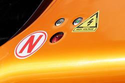 Sahara Force India F1 VJM05 detail