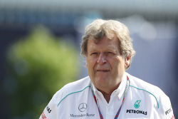 Norbert Haug, Mercedes Sporting Director