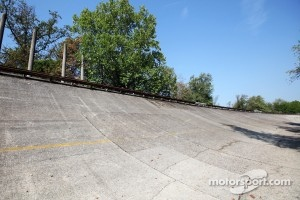The famous old Monza banking