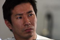 Камуи Кобаяши. ГП Италии, Вторая пятничная тренировка.