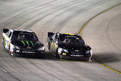 Kurt Busch and Mike Bliss