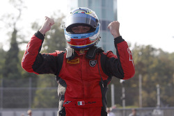Race winner Luca Filippi