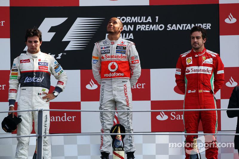 Gran Premio de Italia 2012