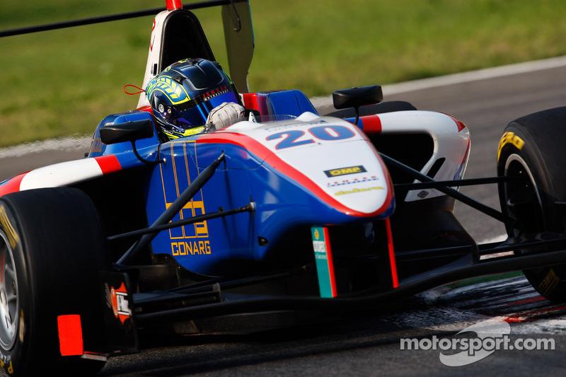 2012 - GP3, Jenzer Motorsport