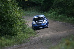 Pat Richard and Alan Ockwell, Subaru WRX STi