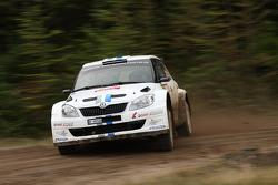 Kevin Abbring and Erwin Mombaerts, Skoda Fabia S2000