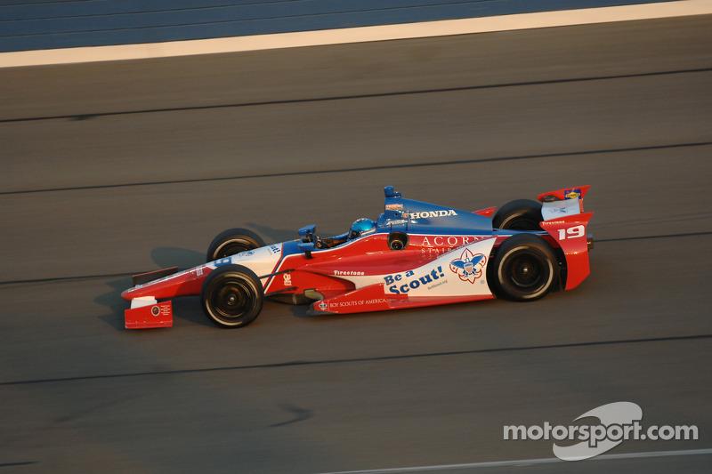 James Jakes, Dale Coyne Racing Honda