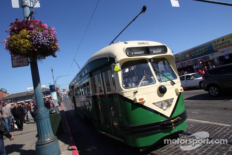 San Francisco sfeer