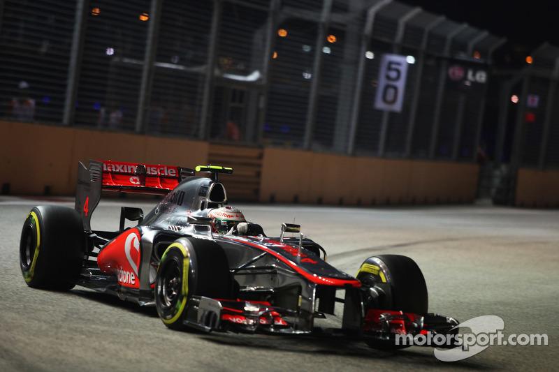 Grand Prix de Singapour 2012