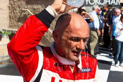 Third place Gabriele Tarquini, SEAT Leon WTCC, Lukoil Racing Team