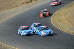 Yvan Muller, Chevrolet Cruze 1.6T, Chevrolet voor Alain Menu, Chevrolet Cruze 1.6T, Chevrolet en Rob