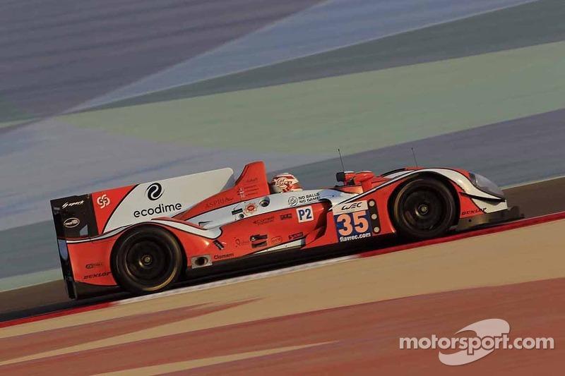 #35 OAK Racing Morgan Nissan: Bertrand Baguette, Dominik Kraihamer, Alex Brundle