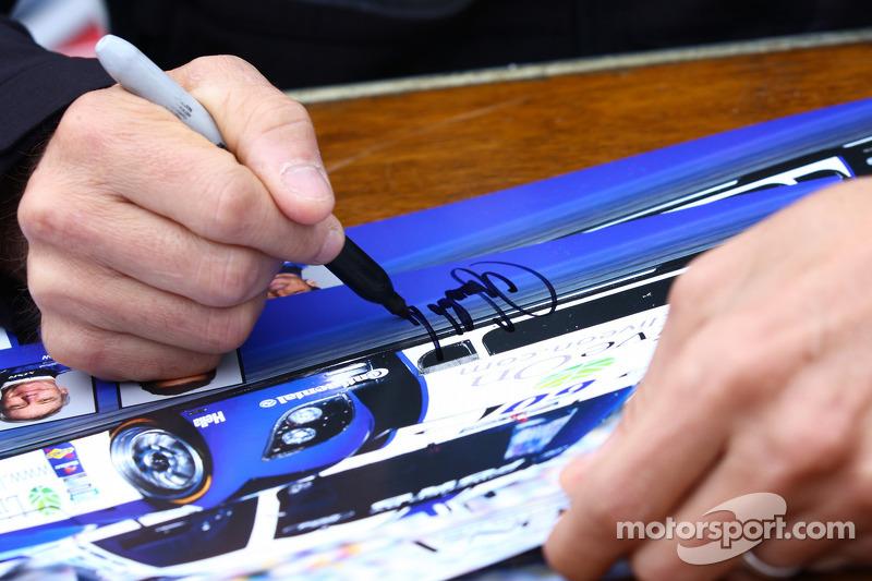 John Pew - Michael Shank Racing