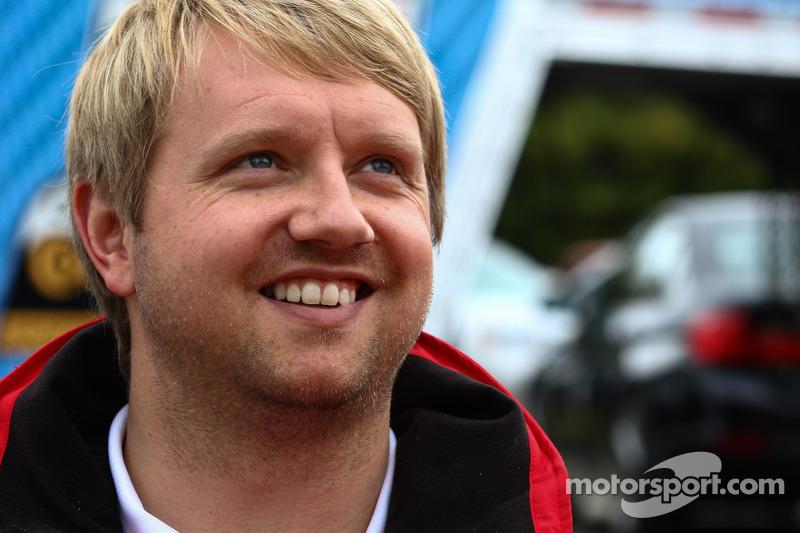 Ryan Dalziel - Starworks Motorsport