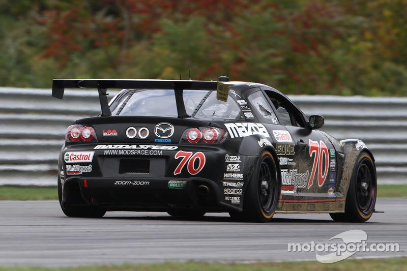 # 70 SpeedSource Mazda RX-8: Jonathan Bomarito, Sylvain Tremblay