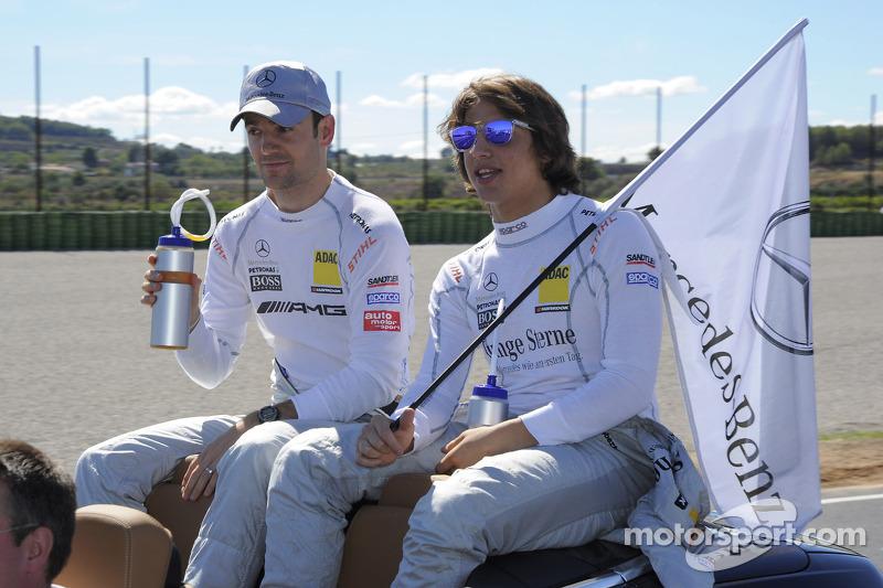 Roberto Merhi, Team HWA AMG Mercedes