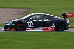 #32 Belgian Audi Club Team WRT Audi R8 LMS ultra: Adam Carroll, Laurens Vanthoor