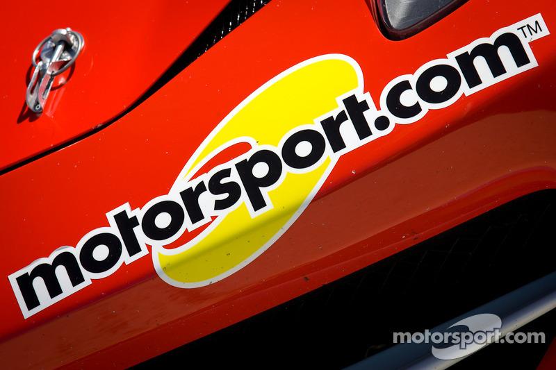 #8 Ferrari of Ft Lauderdale, 458TP, Motorsport.com Logo