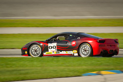 #00 Ferrari of Houston 458TP: Owen Kratz
