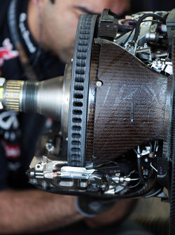 Red Bull Racing RB8 brake