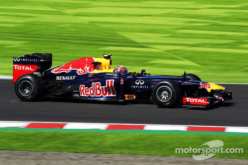 2012: Red Bull Racing RB8