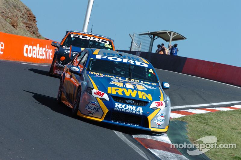 Craig Baird, Irwin Racing