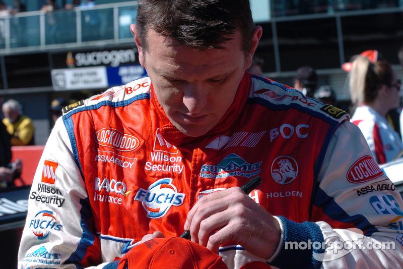 Jason Bright, Team BOC