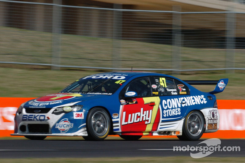 Tim Slade, Lucky 7 Racing