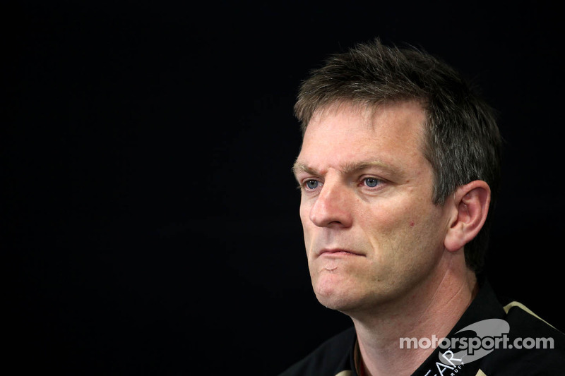 James Allison, Lotus F1 Team