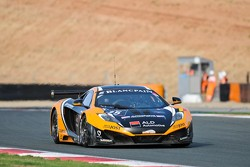#15 Boutsen Ginion Racing McLaren MP4-12C GT3: Edouard Mondron, Jerome Thiry, Fabien Thuner