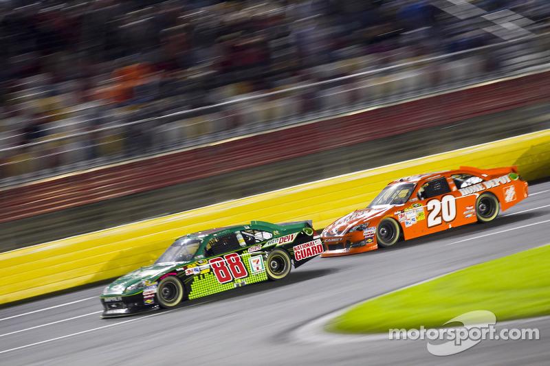 Regan Smith, Hendrick Motorsports Chevrolet